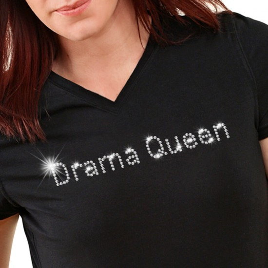 Noble luxury ladies shirt - Drama Queen