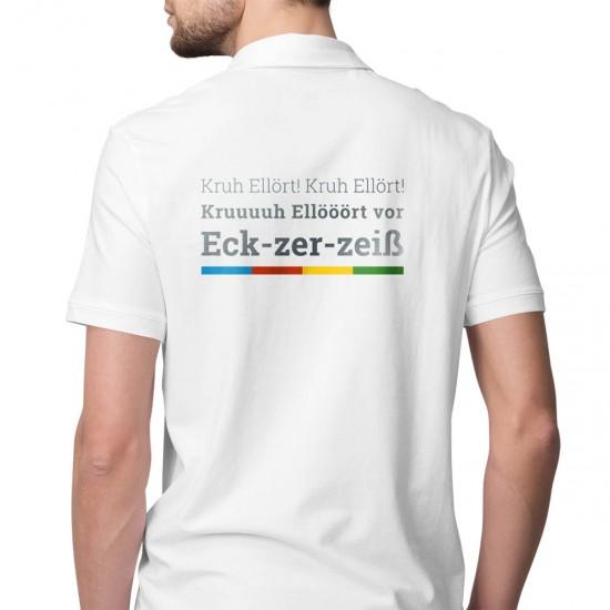 Maritimes Urlaubs Kreuzfahrt T-Shirt Back - Kruh Ellört in klassischen Farben - REFLECTION SERIES