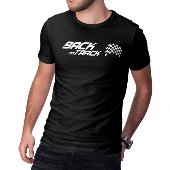Motorsport Fan T-Shirt - BACK ON TRACK