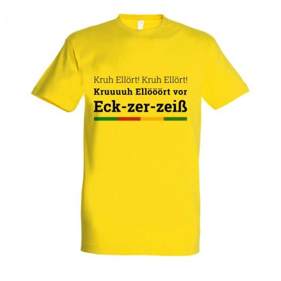 Maritimes Urlaubs Kreuzfahrt T-Shirt - Kruh Ellört in bunten Sommerfarben