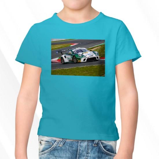 T-Shirt KIDS RACECAR - PORSCHE 911 GT3-R TEAM MRS