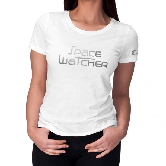 spacewatch.global reflective FAN-Shirt SpaceWatcher - REFLECTION SERIES